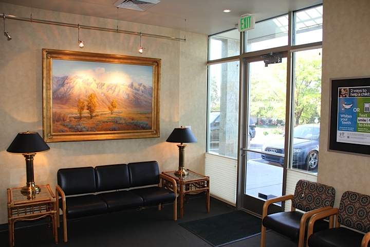 cosmetic dentist office 1