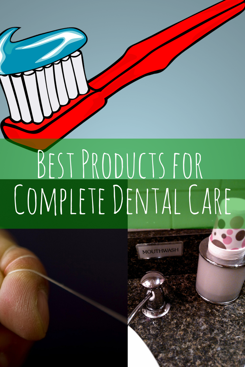 best cosmetic dental products